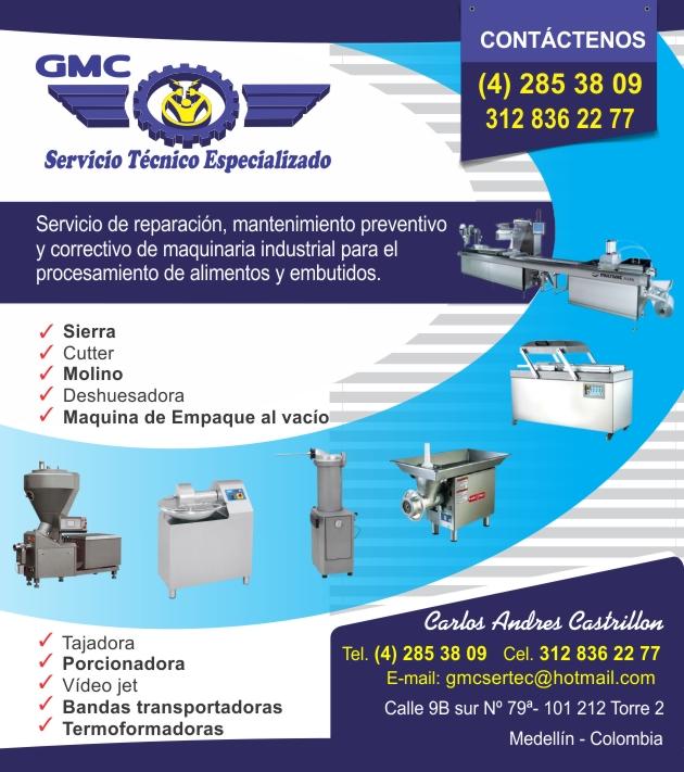 Gmc Servicio Tecnico Especializado